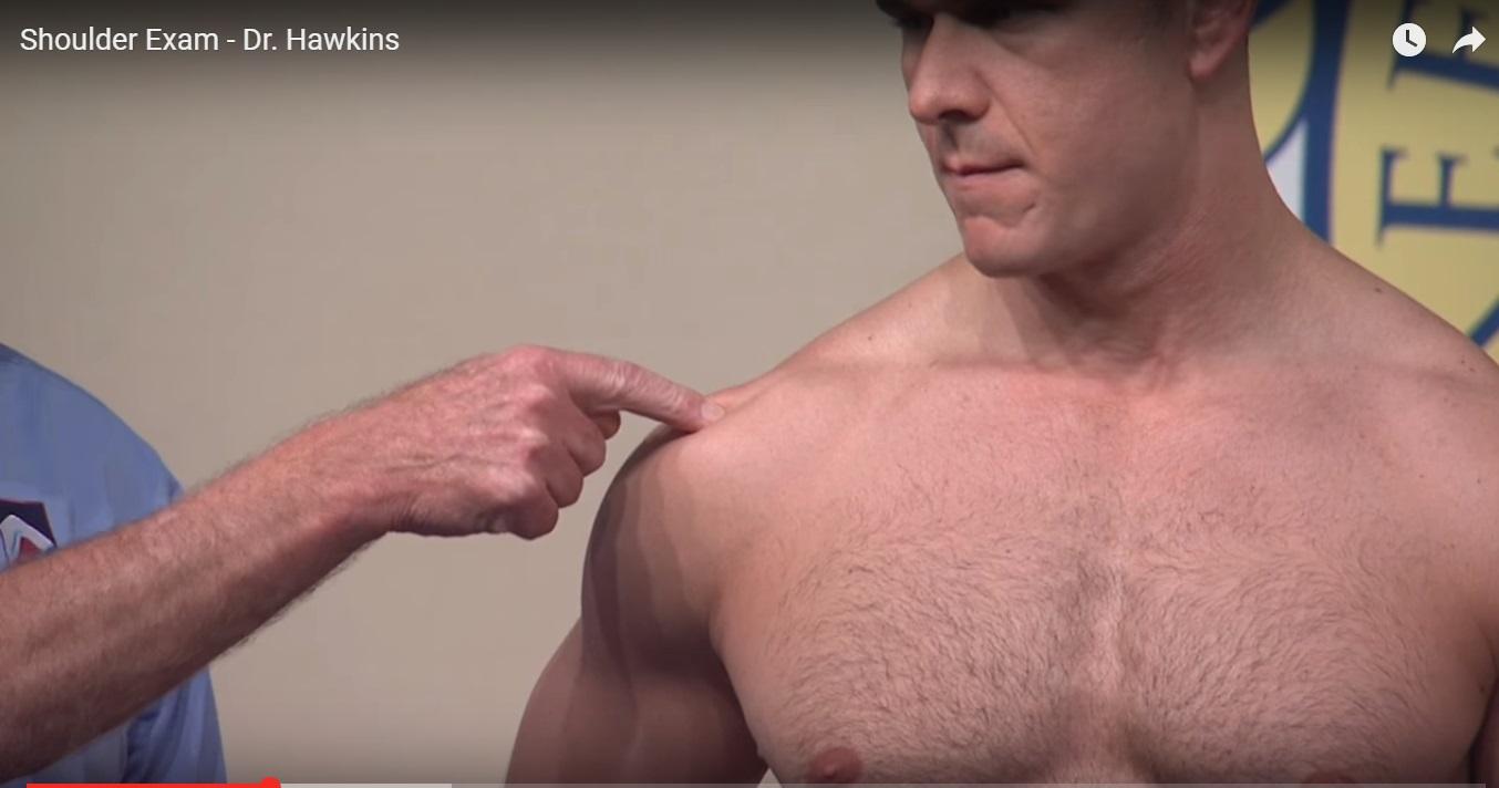 Examination of Shoulder